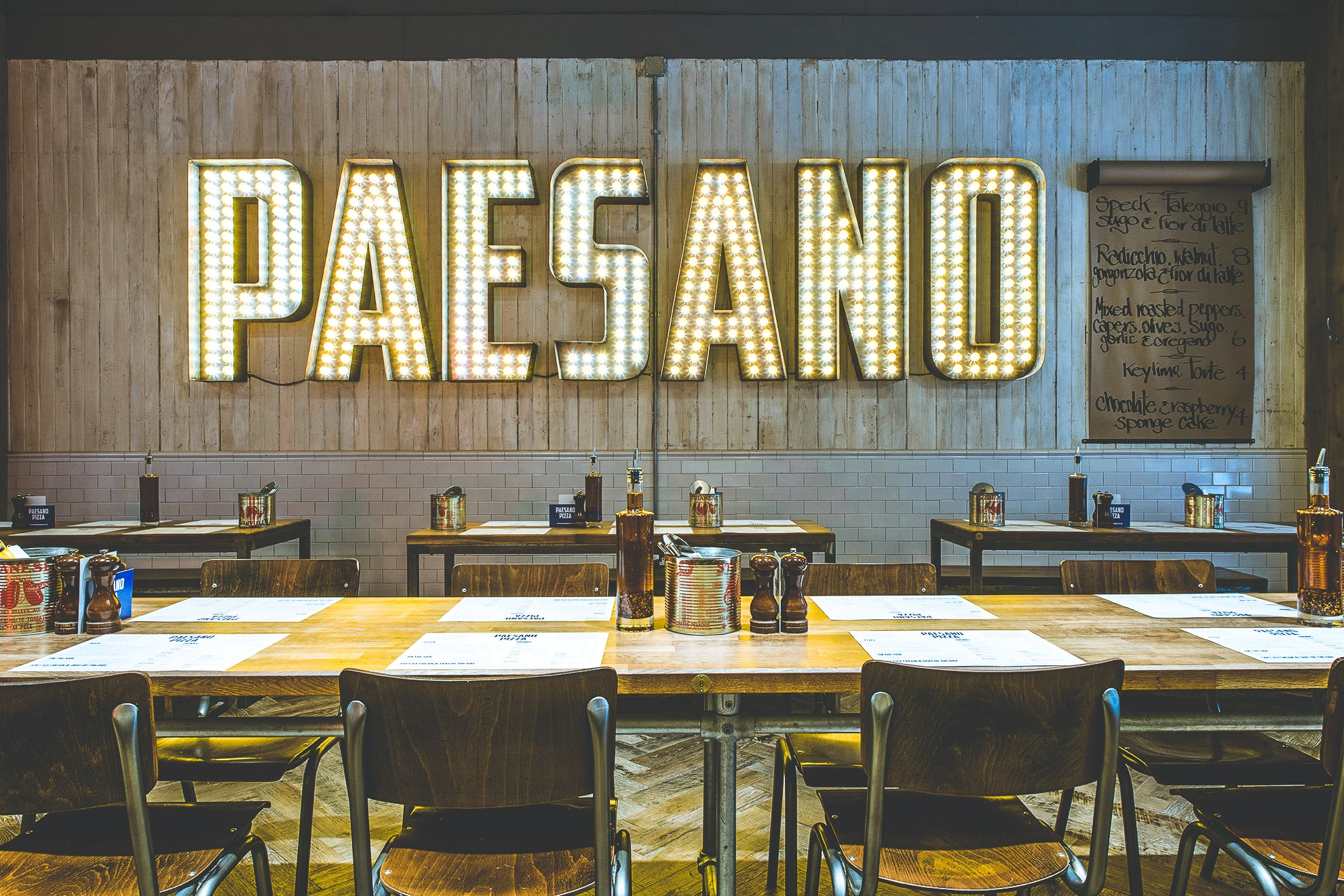 Paesano Pizza - Authentic Neapolitan Pizza